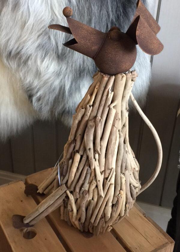 Driftwood Dog